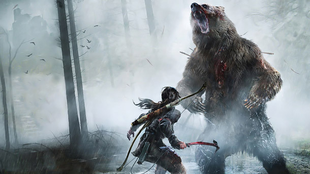 «Rise of the Tomb Raider» - концепт